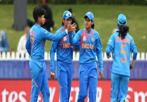 Women's T20 WC: India defeat New Zealand, become 1st team to qualify for semi-finals
