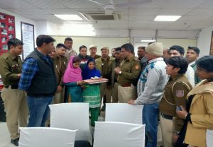 Barakhamba police station cops play Good Samaritan, arrange Rs 1 lakh for wedding of sweeper's daughter