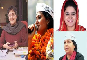 No women in Arvind Kejriwal's new cabinet