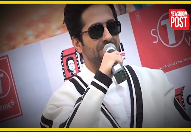 Shubh Mangal Zyada Saavdhan is a giant leap for Indian cinema: Ayushmann Khurrana