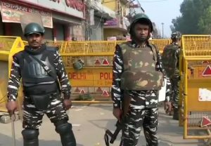 Seven killed in Delhi after violent clashes: Police