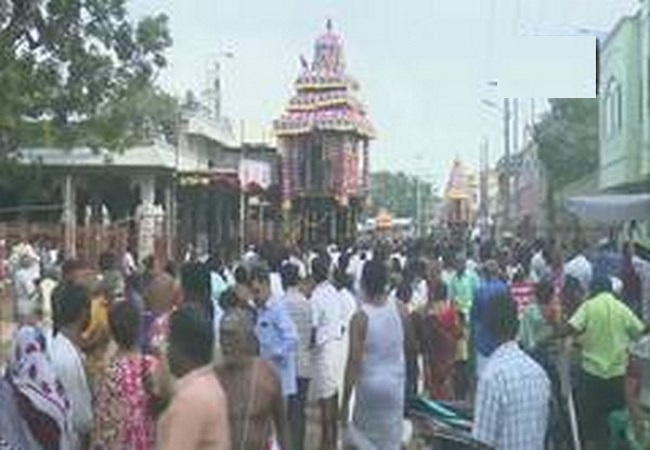 In this Tamil Nadu temple, only women perform pooja, even during menstruation