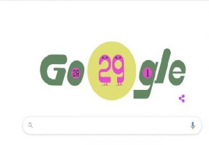 Leap Year: Google Doodle jumps to that extra day of 2020