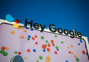 Celebrate Valentine's Day with 'Hey Google, turn up the love'