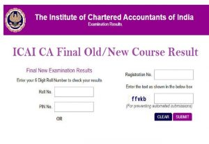 ICAI CA results for Foundation, IPCC exam to be released shortly: Check ICAI results here