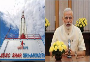 PM Modi lauds ISRO for creating facility for children to watch rocket launching at Sriharikota
