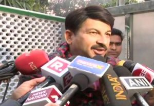 Confident that it will be a good day for BJP, says Manoj Tiwari ahead of counting
