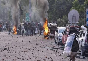 Death toll in Delhi violence climbs to 18