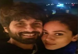 Happy birthday to love of my life: Mira to Shahid as he turns 39