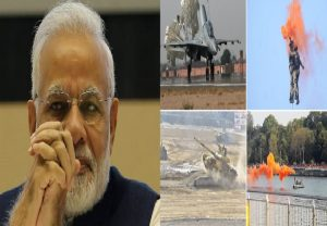 Prime Minister Narendra Modi to inaugurate Defence Expo 2020 in Lucknow today