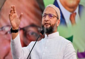 Go and control situation in Delhi: Owaisi to G Kishan Reddy