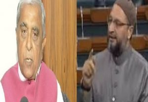 Owaisi's DNA will match Jinnah's if test carried out: Harnath Singh Yadav slams AIMIM chief