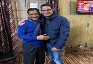 Thank you Delhi for protecting soul of India, tweets Prashant Kishor