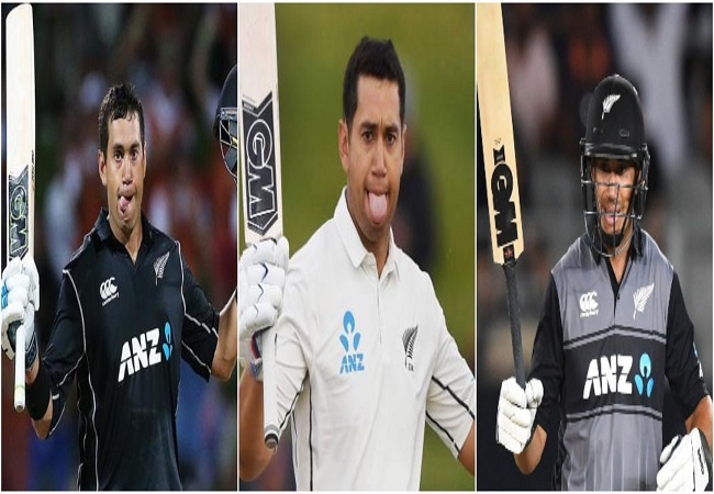 Ross Taylor becomes first cricketer to play 100 international matches in all 3 formats