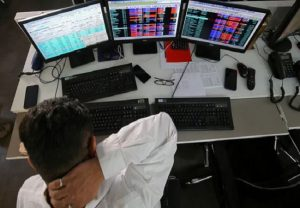 Sensex falls by 1,700 points to three-year low, banking and telecom stocks dive as SC denies relief