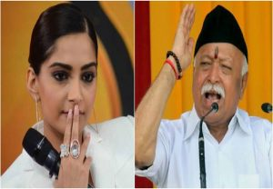 Sonam Kapoor slams Mohan Bhagwat over divorce comment: Regressive foolish statements