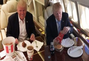 Don't know what he'll do: US officials puzzled over Trump's diet rotation during India visit