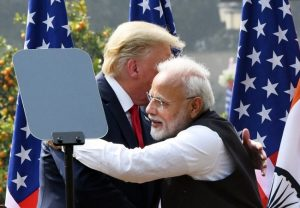 Day 2 of Trump's visit to India: See Best Images of the Day