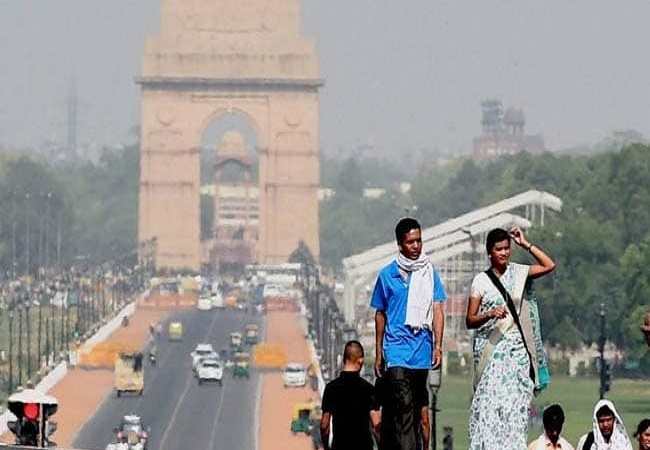 Weatherman predicts warmer days for Delhi