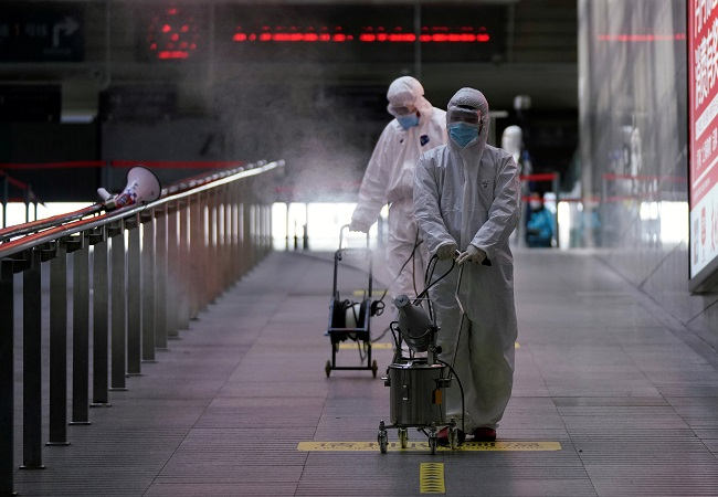 Up to 10 % of recovered coronavirus patients in Wuhan test positive again, says report