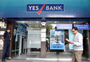 Cabinet approves reconstruction scheme for crisis-hit Yes Bank