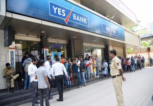 Yes Bank rescue plan notified; moratorium to end in 3 working days, says Centre