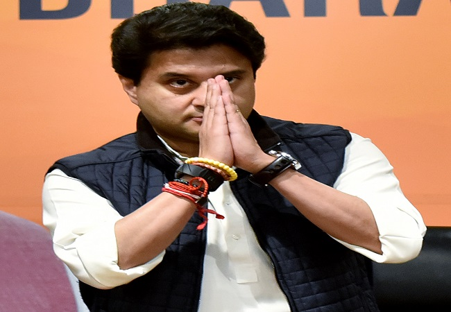 Congress is not what it used to be: Scindia after joining BJP