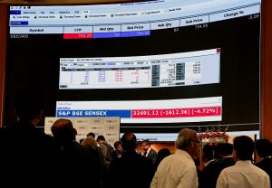 Equities flat in early choppy trade, IT and pharma stocks in focus