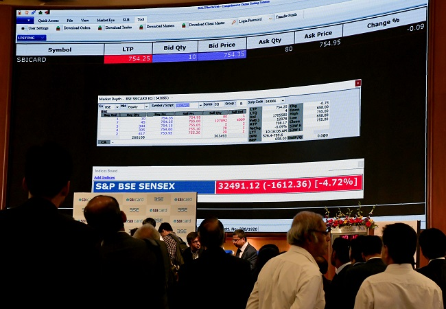 Equity indices trade firm, auto stocks surge