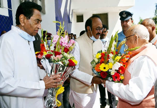 'Conduct floor test on 17th March otherwise..': MP Governor warning to Kamal Nath