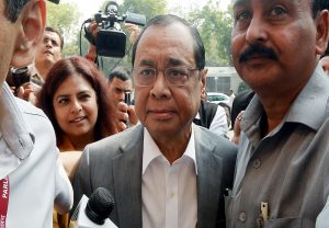 They will welcome me very soon, says Ranjan Gogoi amid Opposition staging walkout from Rajya Sabha