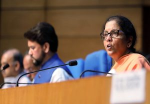 Covid-19: Free LPG, grains, cash transfer, Rs 50 lakh insurance in Sitharaman's relief package.. Full Details here
