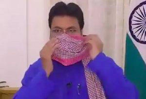 Tripura has become Coronavirus free, declares CM Biplab Deb