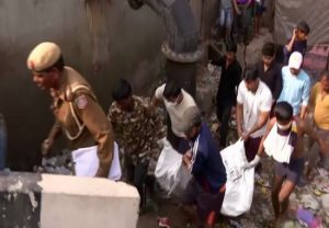 Delhi violence: Police recovers 3 more bodies from 2 locations