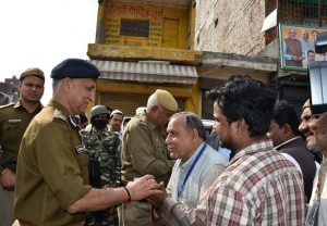 Delhi top cop greets police personnel, thanks residents for peaceful Holi