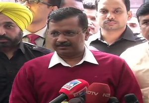 Kejriwal meets PM Modi, appeals for strict action against perpetrators of Delhi riots