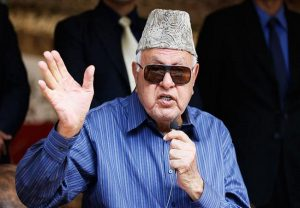 Government issues orders revoking detention of Farooq Abdullah
