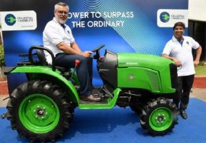 Hyderabad start-up rolls out e-tractor, promises lower cost of ownership