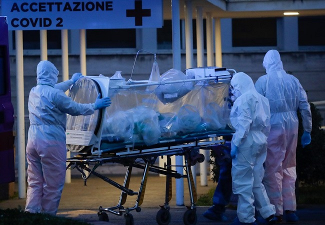 Italy reports 475 new deaths due to COVID-19