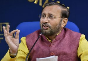 203 lakh ton food grains to be provided free to 81 Crore people for 5 months till November, says Javadekar