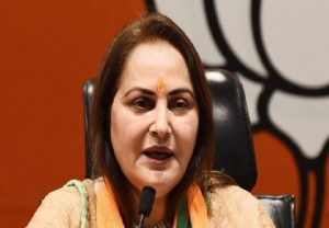 Non-bailable warrant issued against Jaya Prada for violation of model code of conduct