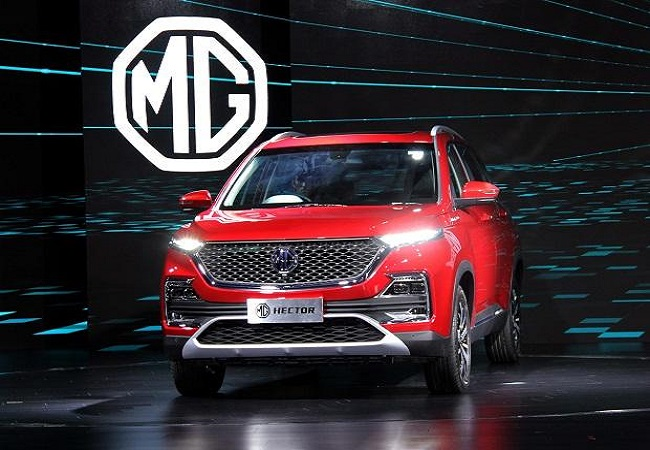 MG Motor India introduces 'Disinfect and Deliver' program