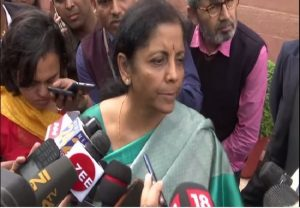 Nirmala Sitharaman assures Yes Bank depositors, says their money is safe (Video)