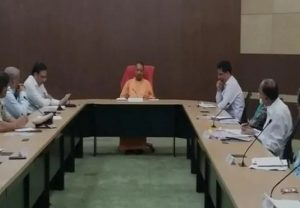 After CM Yogi's reprimand, Noida DM transferred; departmental inquiry intiated