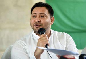 Bihar polls: RJD-Congress finalize seat sharing, Tejashwi Yadav to lead Grand Alliance