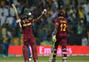 West Indies defeat Sri Lanka by 7 wickets, win T20I series