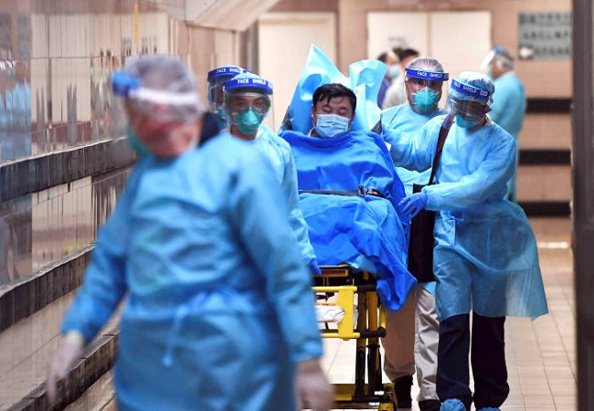 China reports 41 imported cases, 7 deaths due to coronavirus