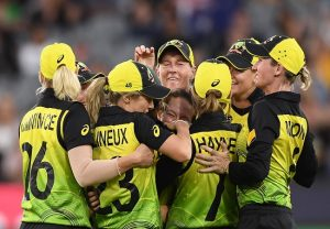 Australia defeat India to win its fifth Women's T20 WC