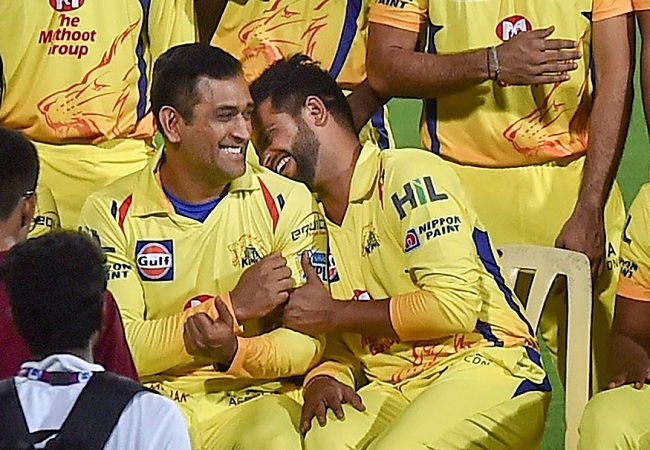CSK fans in meltdown as Suresh Raina, MS Dhoni 'Reunite' ahead of IPL 2020
