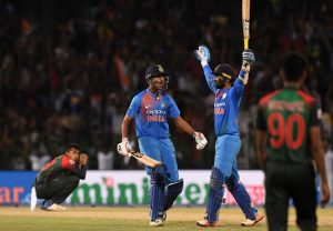 On this day, India clinched Nidahas Trophy in last-ball thriller